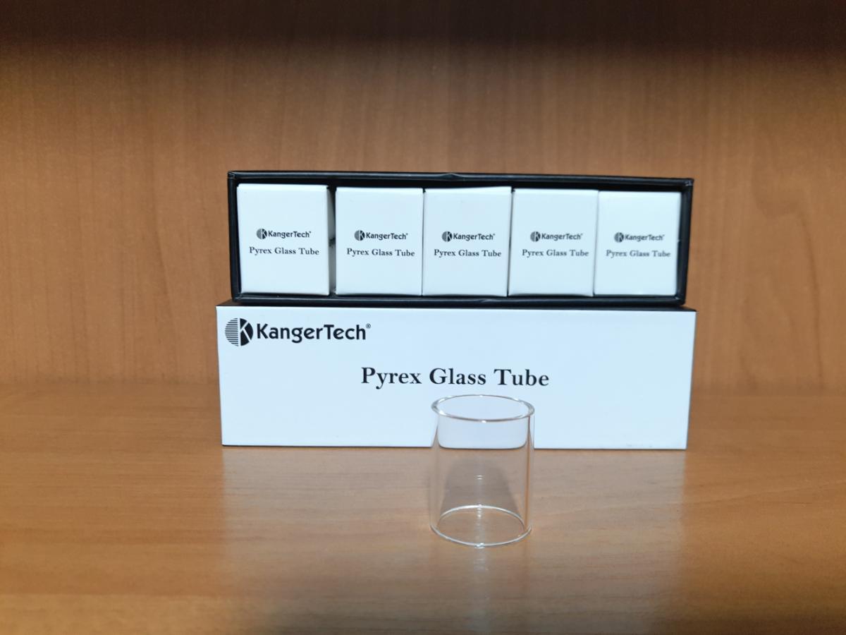 Фото 2 - Стекло для электронной сигареты TopTanka от Kangertech
