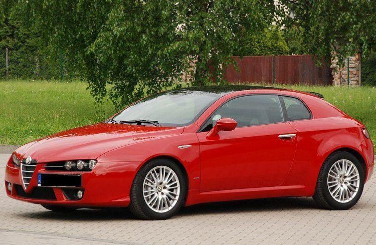 Фото - Шрот Alfa Romeo Brera Разборка Детали б/у