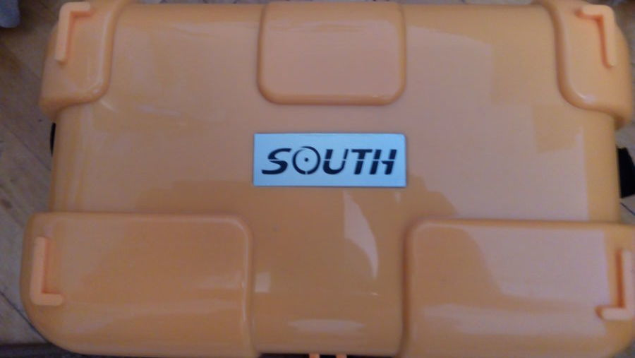 Фото 3 - Новый оптический нивелир SOUTH NL C32 (С поверкой)