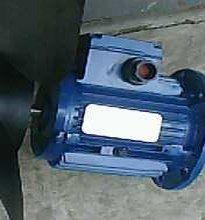 Фото - Электромотор с крыльчаткой(вентилятор)
