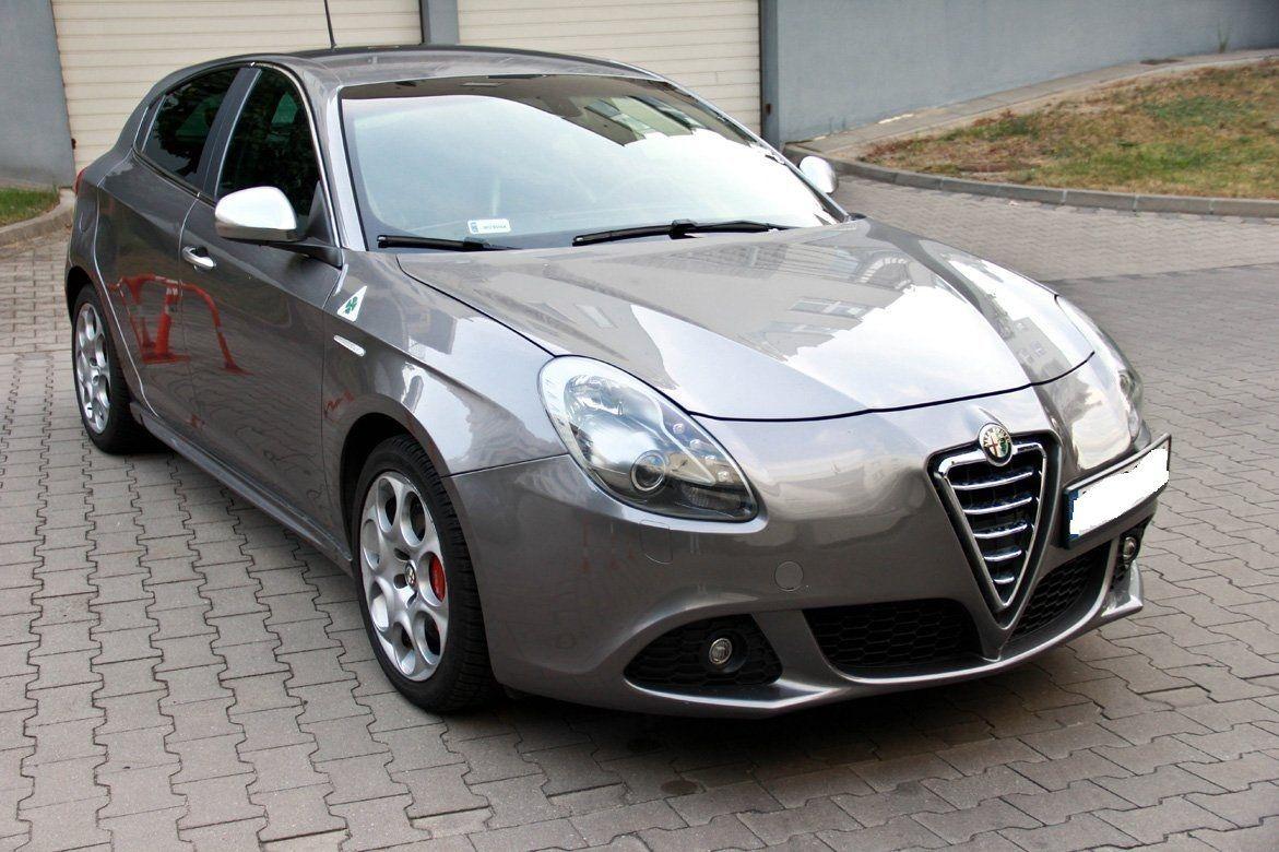 Фото - Бампер Разборка Alfa Romeo Giulietta Фара Капот Дверь Четверть Крыло
