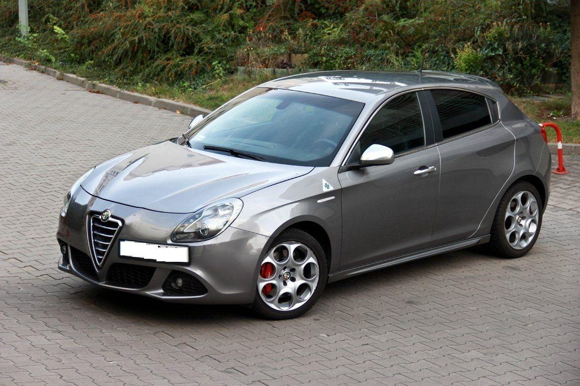 Фото - Разборка Alfa Romeo Giulietta Запчасти Детали б/у