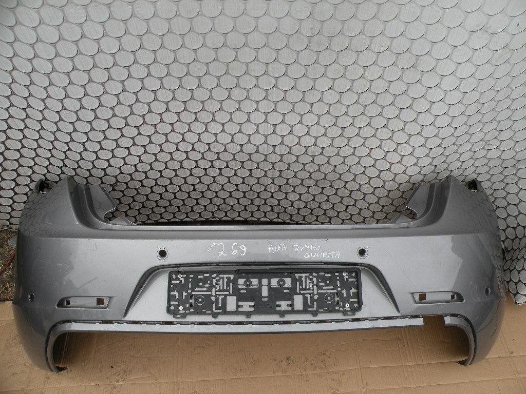 Фото 3 - Бампер Разборка Alfa Romeo Giulietta Крышка багажника Пороги Фонарь