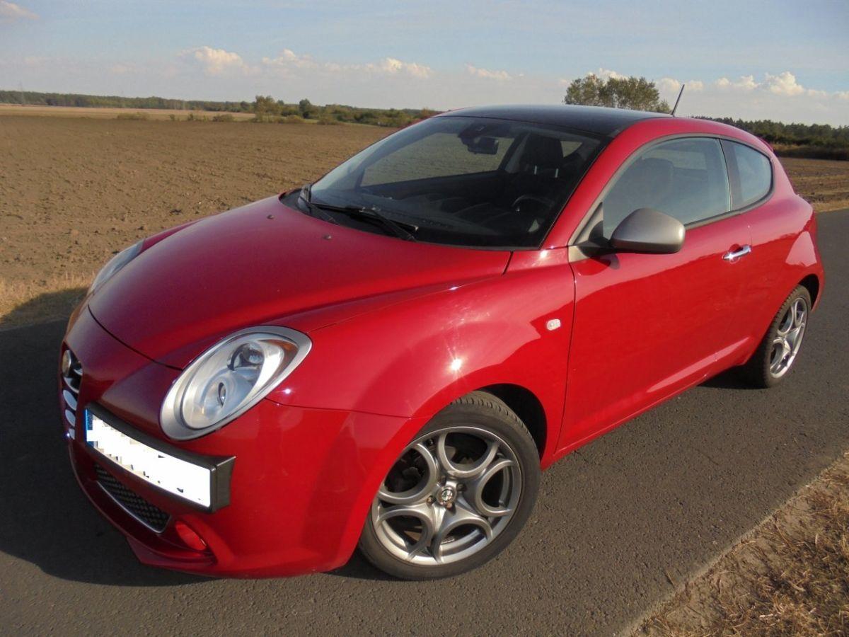 Фото - Alfa Romeo Mito 2008-2014 Разборка Шрот Детали б/у