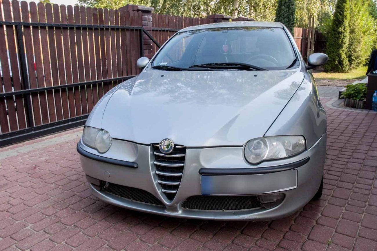 Фото - Alfa Romeo 147 Разборка Шрот Детали б/у