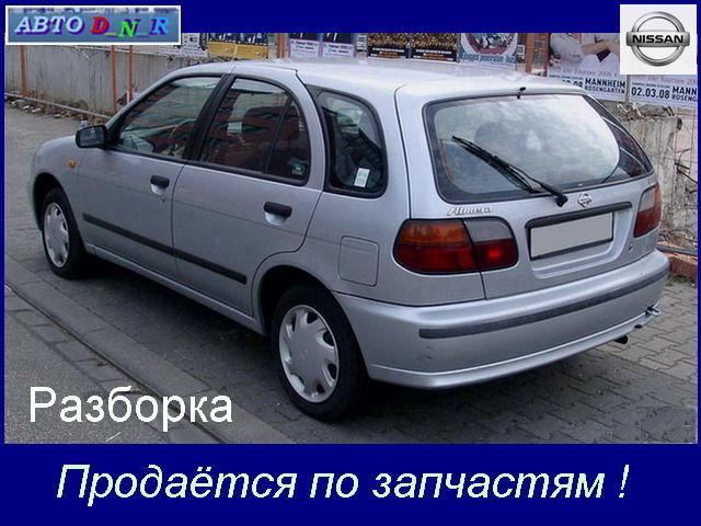 Фото 6 - Разборка Nissan Sunny B11, B12, N13, N14, Y10 c 82-02 г.в. Киев