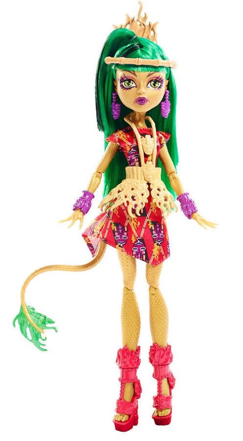 Кукла дженифер лонг, серия монстрические каникулы. куклы монстр хай
