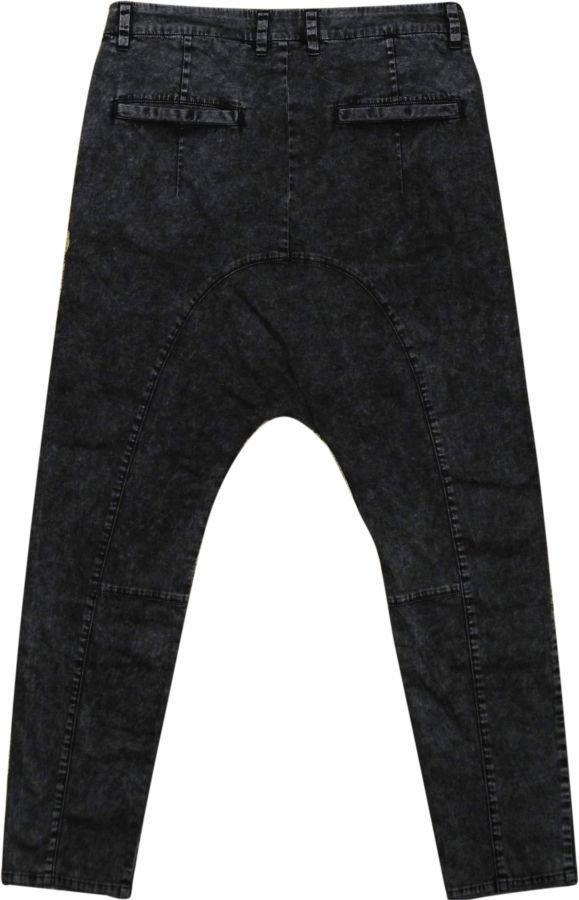 Фото 4 - Мужские штаны джинсы темно серые Divided H&M (EUR 32)