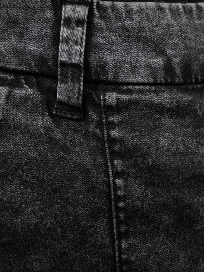Фото 7 - Мужские штаны джинсы темно серые Divided H&M (EUR 32)