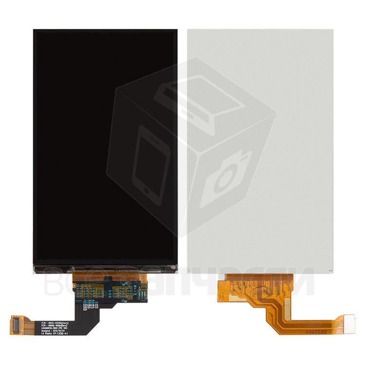 Фото - Дисплей LG E450 Optimus L5x, E455 Optimus L5 Dual SIM, E460 Optimus L5