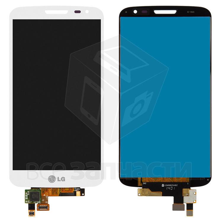 Фото - Дисплейый модуль LG D618 G2 mini Dual SIM, белый,
