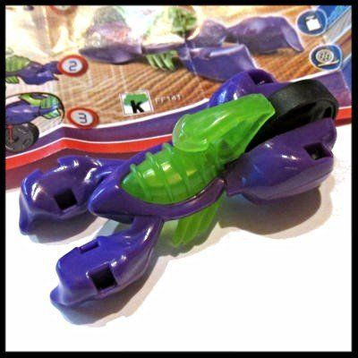 Фото - Киндер игрушки. Скорпион