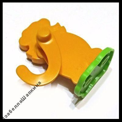 Фото 2 - Киндер игрушки. Тигр