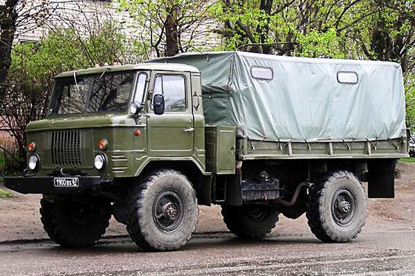 Фото - Проводка на ГАЗ-66-11