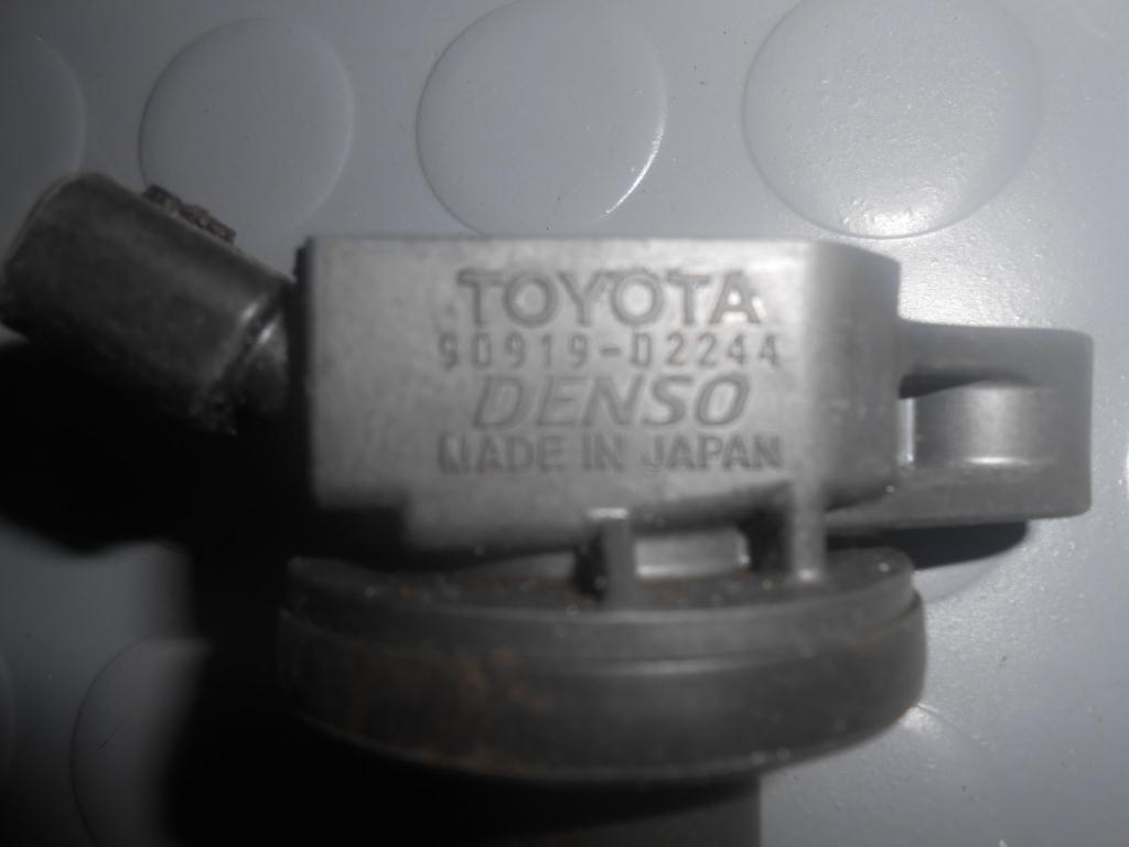 Фото 3 - Катушка зажигания TOYOTA Rav4 (A20) 00-05