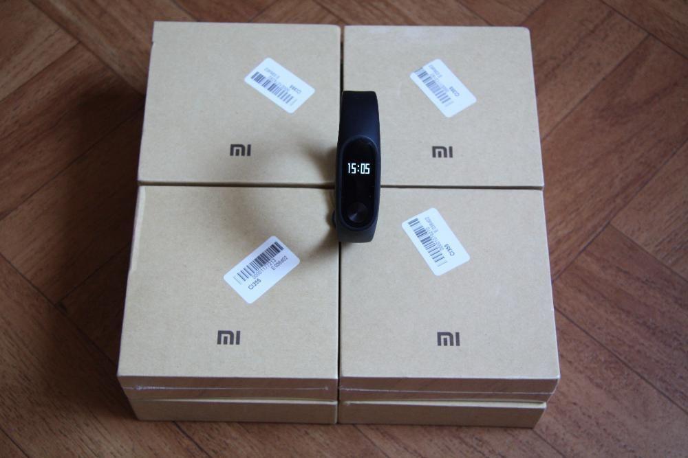 Фото - Новый фитнес-трекер Xiaomi Mi Band 2 с дисплеем. В наличии. Оригинал!