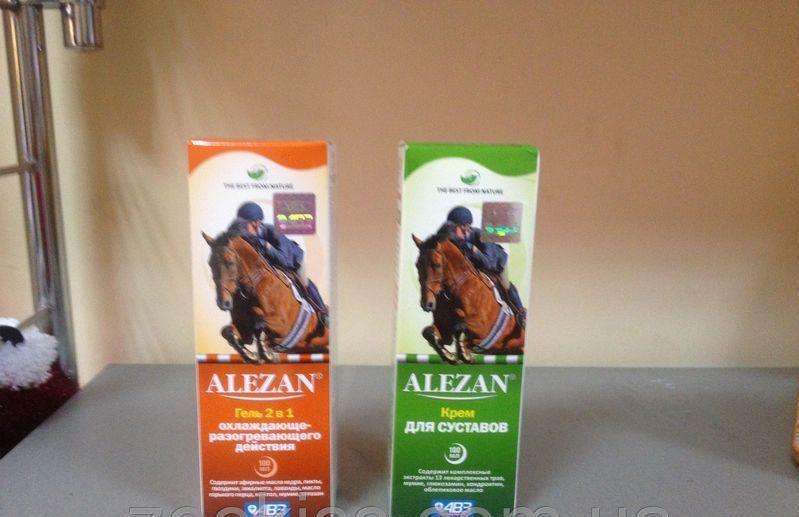 Фото - Подарочный набор Алезан для суставов 100мл + Алезан 2 в 1, гель