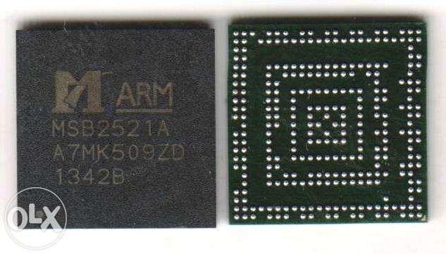 Фото - Микросхема ARM 9 Mstar msb2521a