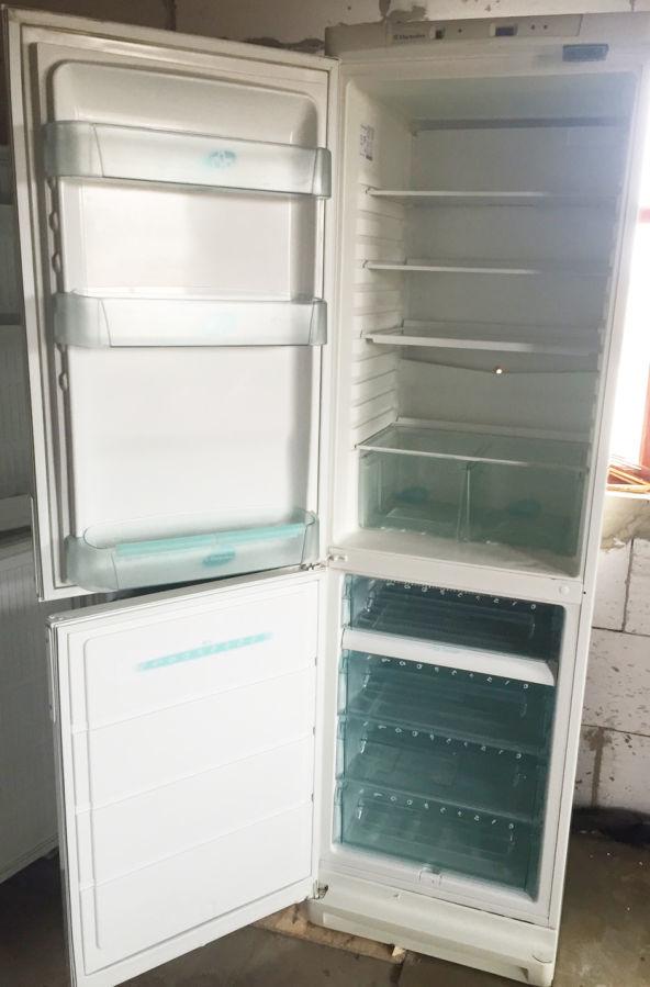 Фото 2 - Двухкамерный холодильник бу Electrolux - отменное качество/цена