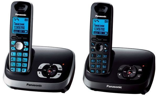 Фото - Радиотелефон Panasonic KX-TG6521UA