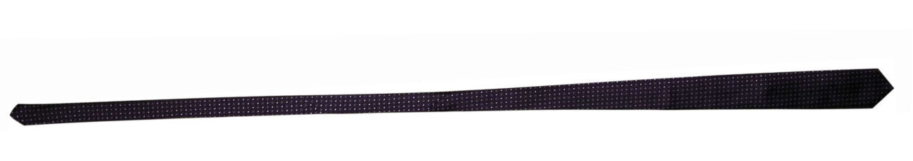 Фото 7 - Мужской галстук в горошек в узорчик узкий Tailor and Cutter