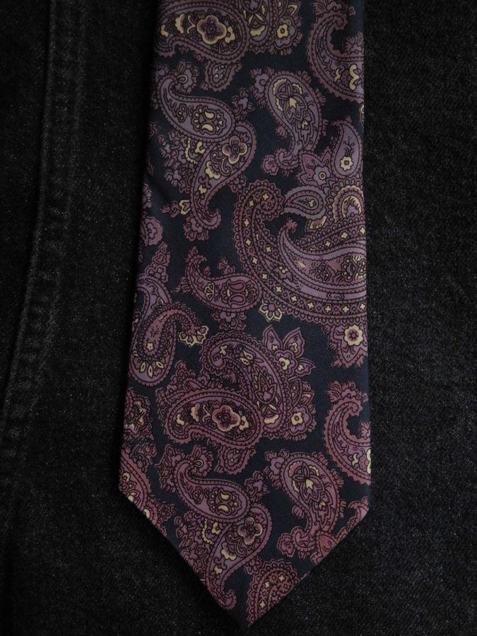 Фото - Мужской галстук с узорами расписной England