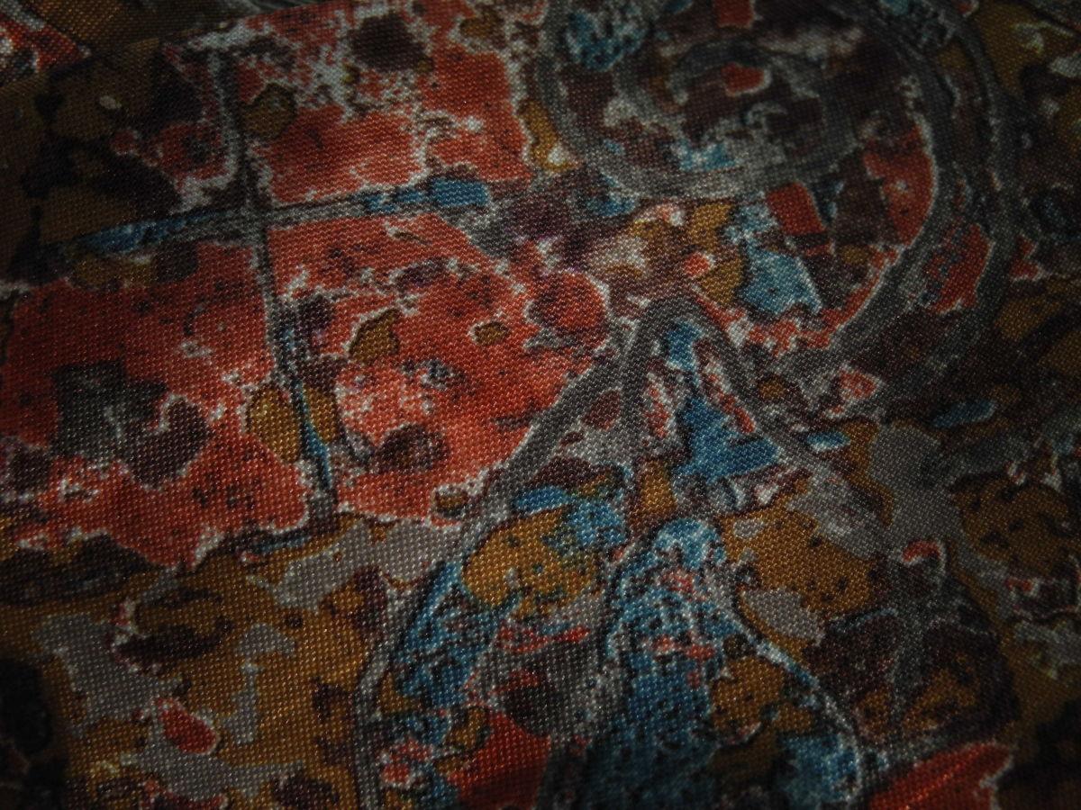 Фото 2 - Мужской галстук с узорами Folkespeare Britain