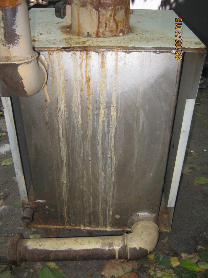 Фото 4 - Напольный газовый котел АОГВ -12,5 Термолюкс (Таганрог)
