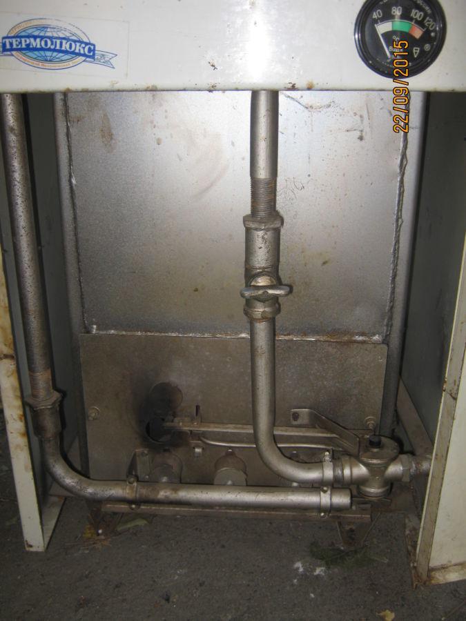 Фото 6 - Напольный газовый котел АОГВ -12,5 Термолюкс (Таганрог)