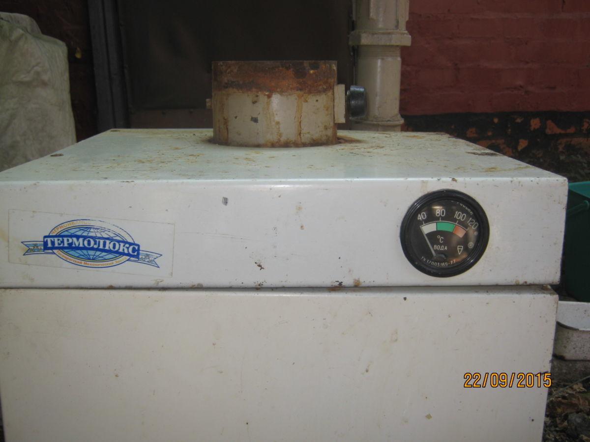 Фото 2 - Напольный газовый котел АОГВ -12,5 Термолюкс (Таганрог)