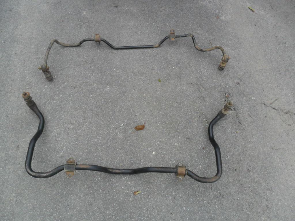 Фото 2 - Стабилизатор поперечной устойчивости Тойота Карина 2, 86 года