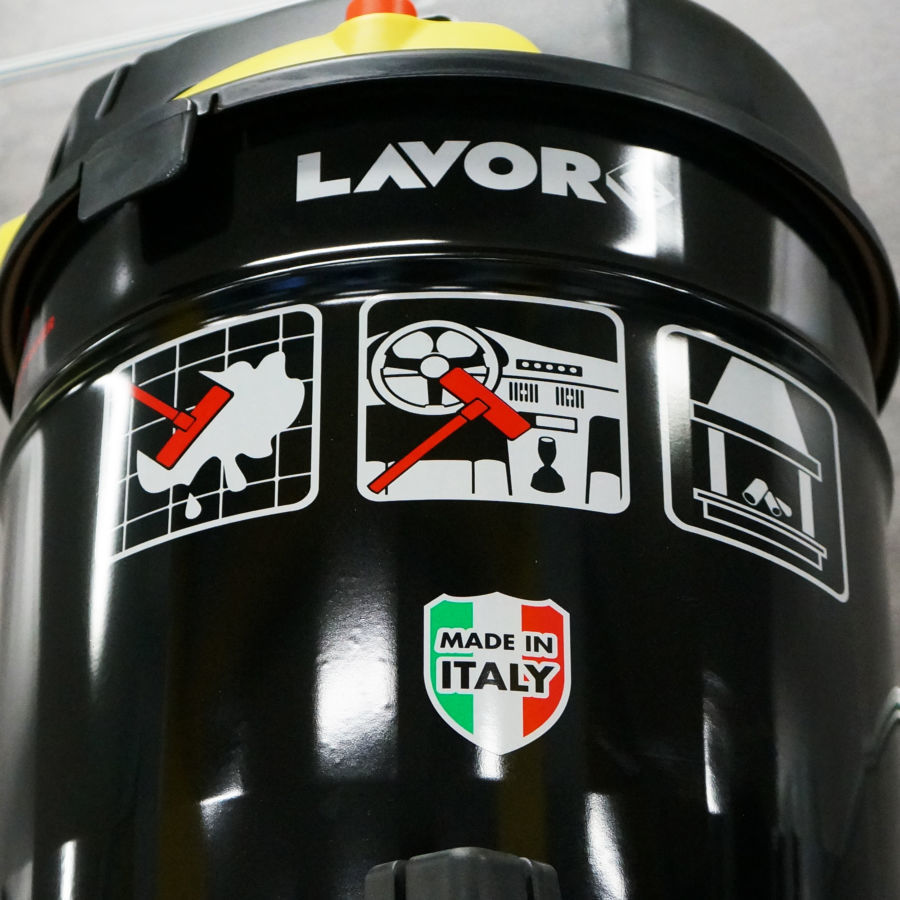 Фото 6 - Пилосос LAVOR FREDI Италия