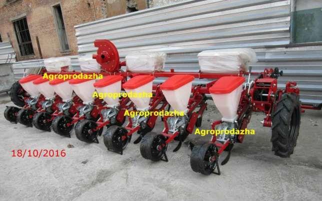 Фото - Сеялка Упс-8 сеялка пропашная, купить сеялку пропашную УПС