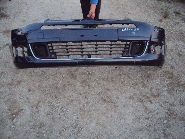Фото 3 - citroen C5 Разборка Капот Бампер передний Решетка Фара Крыло Дверь