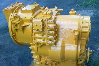 Фото - Гидромеханическая передача на БелАЗ, МоАЗ ГМП (3+1), ГМП (5+2)