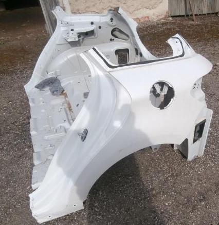 Фото 3 - Citroen DS5 Разборка Бампер Крышка багажника Фонарь Четверть Стоп Двер