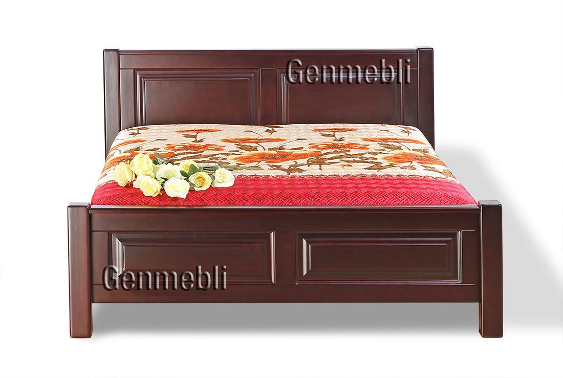 Фото 2 - Деревянная кровать Ланита