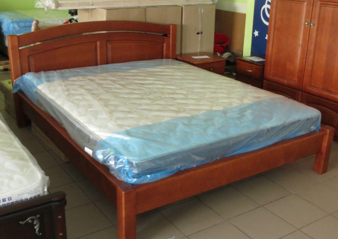 Фото - Деревянная кровать Фантазия