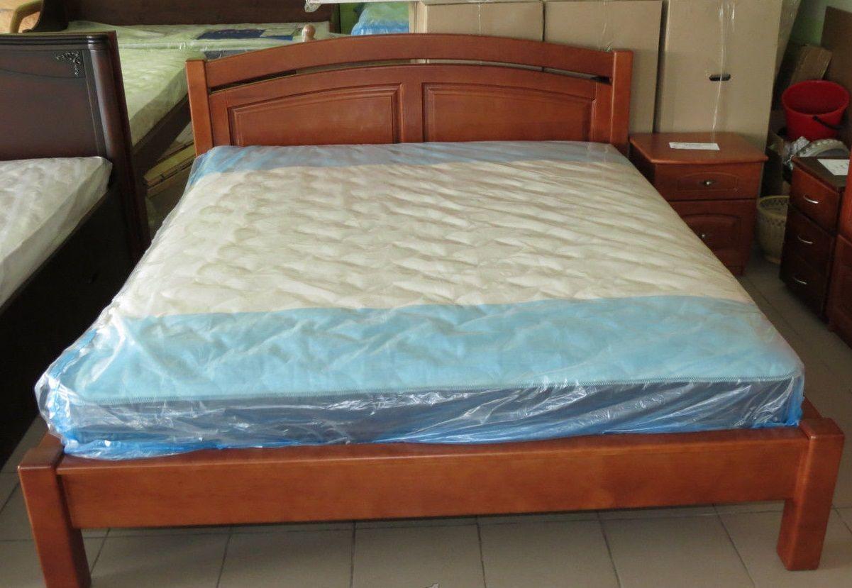 Фото 7 - Деревянная кровать Фантазия