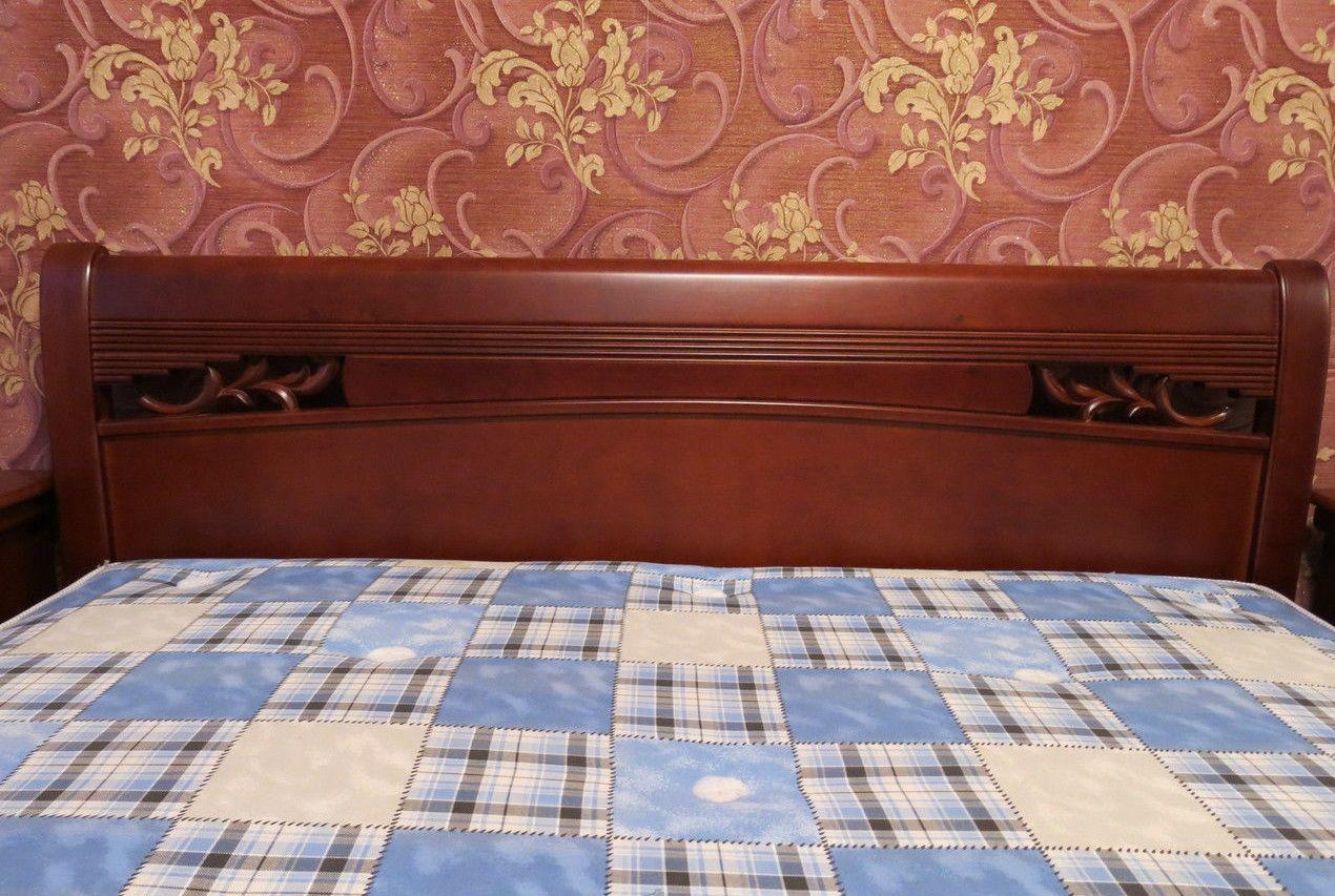 Фото 7 - Деревянная кровать Шопен