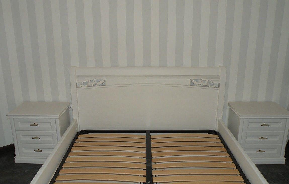 Фото 4 - Деревянная кровать Шопен