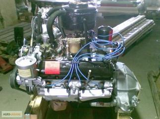 Фото - Двигатель 508-10, ЗиЛ-130, ЗиЛ-131, ЗиЛ-431410, ЗиЛ-433360