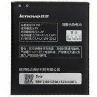Фото - Аккумулятор Lenovo BL198 2250 mAh для A678t, A850, S860, S890 Origina