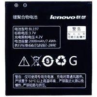 Фото - Аккумулятор Lenovo BL197 2000 mAh для S899T, S720, A800, A798T Origin