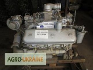 Фото - Двигатель ЯМЗ-236БК (250л.с)