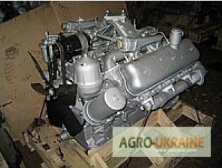 Фото - Двигатель ЯМЗ-236Д Т-150 (175л, с)