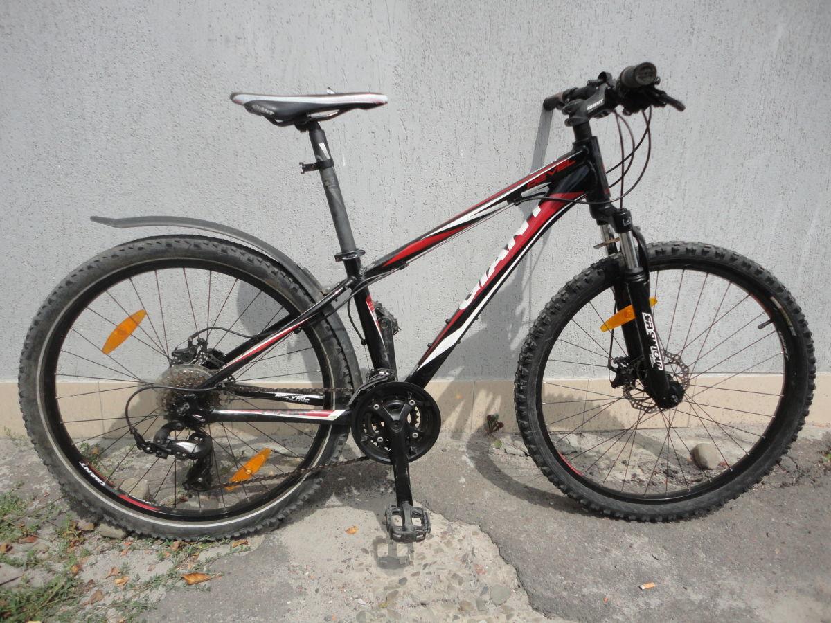 Фото - Велосипед горный GIANT Revel с алюминиевой рамой Aluxx 6000