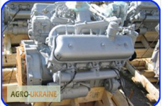Фото - Двигатель ЯМЗ-236Н (230л.с)