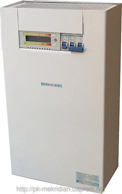 Фото 2 - Стабилизатор напряжения 8,5 кВт (симисторный). Цена от производителя !