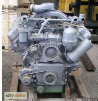 Фото - Двигатель ЯМЗ 236БЕ2 (250л.с)